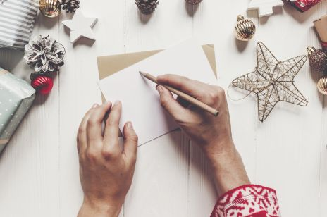 Pomysły na kartki świąteczne