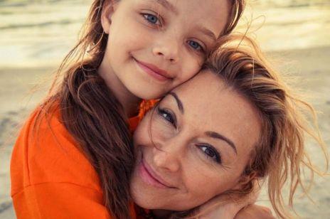 Martyna Wojciechowska z córką w reklamie: dochód przeznacza na hospicjum