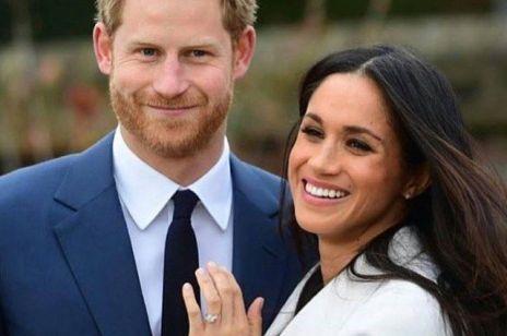 Książę Harry i Meghan Markle: znamy SZCZEGÓŁY ślubu książęcej pary!