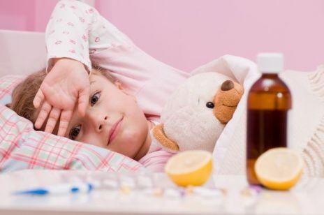Podawanie antybiotyku dziecku - błędy