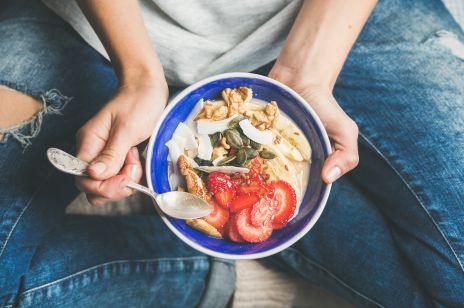 Produkty spowalniające metabolizm: długi skład