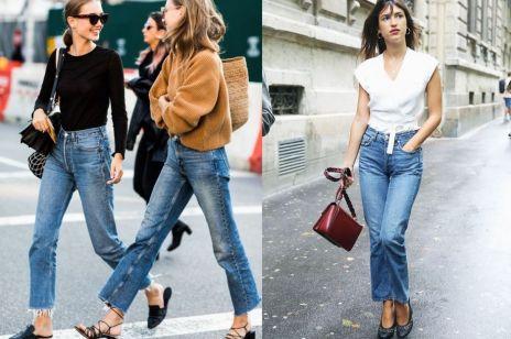 Ten model jeansów musisz mieć wiosną 2018!