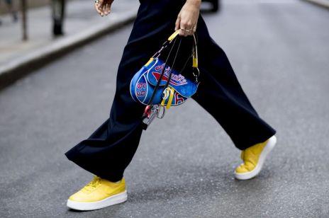 Modne sneakersy wiosna 2018