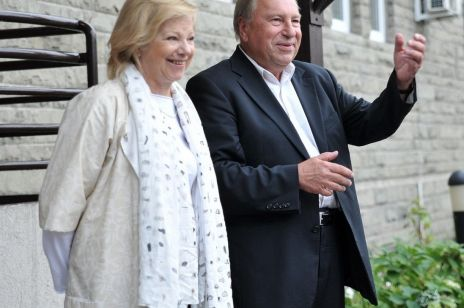 Barbara i Jerzy Stuhr