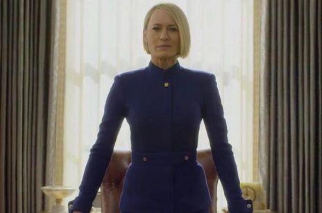 """Mamy zwiastun ostatniego sezonu """"House of Cards"""": Claire Underwood prezydentem?"""