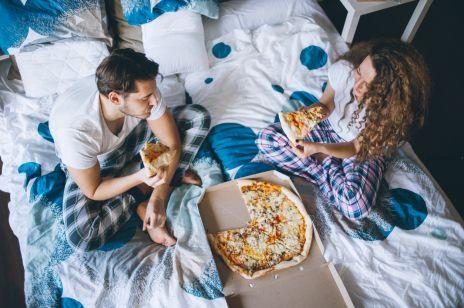 Pizza na śniadanie