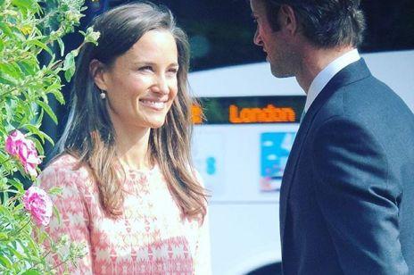 Pippa Middleton jest w CIĄŻY: to pierwsze dziecko siostry księżnej Kate