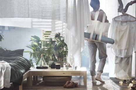 Nowa kolekcja IKEA dla fanów jogi. Zaprojektowała ją Polka!