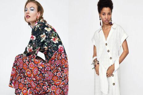 Sukienki z sieciówek, które musisz mieć na wiosnę