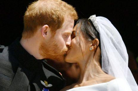 """Meghan Markle i książę Harry powiedzieli """"tak""""!  Jak wyglądał królewski ślub?"""
