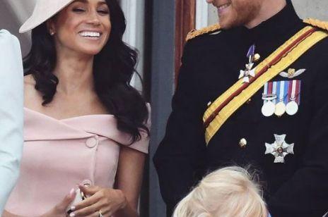 Meghan Markle na urodzinach Królowej: mówi się tylko o jej kreacji