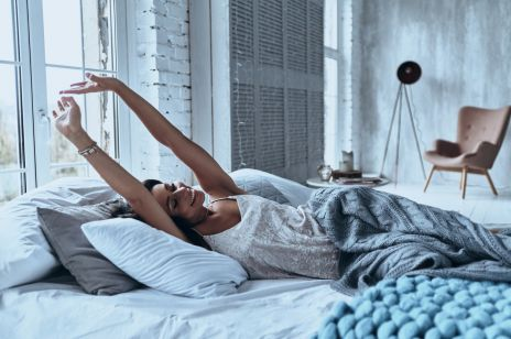 pozycja do spania zdradza charakter