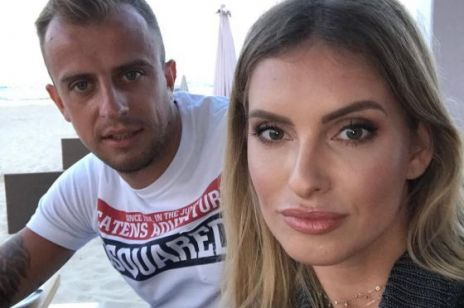 Kamil Grosicki pokazał film ze ślubu z Dominiką Grosicką!