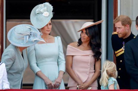 Wojna między Kate Middleton a Meghan Markle: o co chodzi?