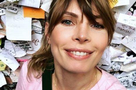 Agnieszka Dygant bez makijażu: wygląda pięknie!