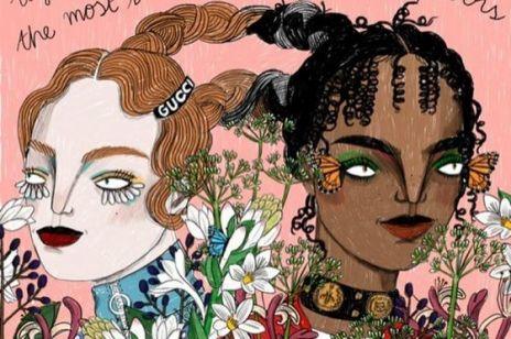 15 ilustracji o feminizmie: Gucci wybrało artystki do nowej kampanii