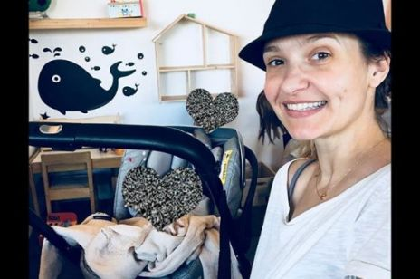 """Joanna Koroniewska o swojej ciąży: """"Czułam się brzydka i gruba, teraz dochodzę do siebie."""""""