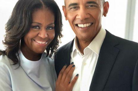 """Barack Obama wzruszająco o żonie Michelle: """"od razu wiedziałem, że to ta JEDYNA"""""""
