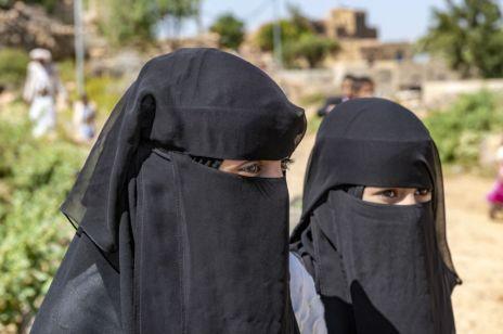 Kobiety w nikabie