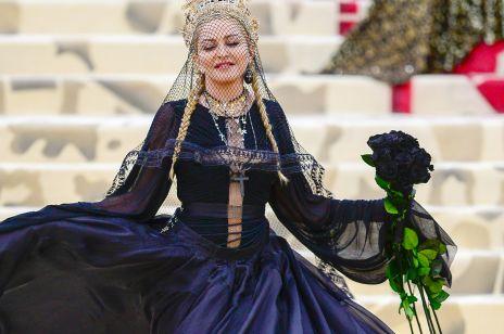 Madonna podczas MET Gala 2018