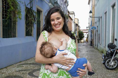 Matki karmiące piersią: Brazylia