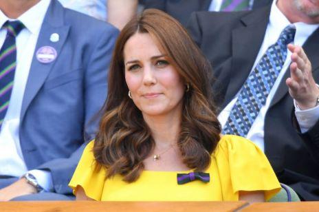 Dlaczego księżnej Kate nie będzie na ślubie księżniczki Eugenii?