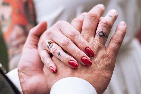 Tatuaże ŚLUBNE: czym zastąpić obrączki?