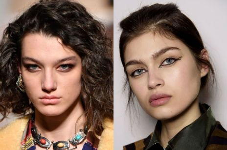 Modny makijaż: 16 największych trendów na jesień