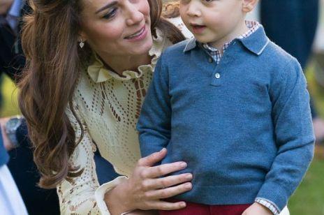 Książę George kończy 5 lat! Jak zmieniał się młody monarcha? [ZDJĘCIA]
