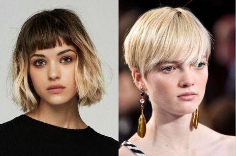 Kaligraficzne Cięcie Nie Ma Lepszej Fryzury Dla Cienkich Włosów