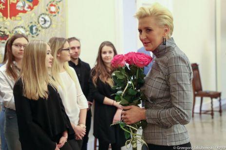 Agata Duda zmieniła wygląd: odważna fryzura!