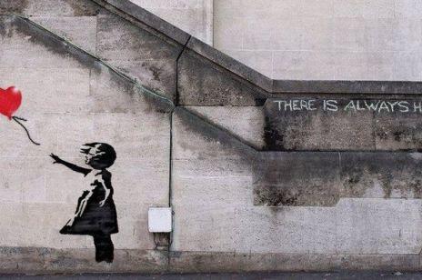 Kim jest Banksy? Tajemnica słynnego graffiti odkryta?
