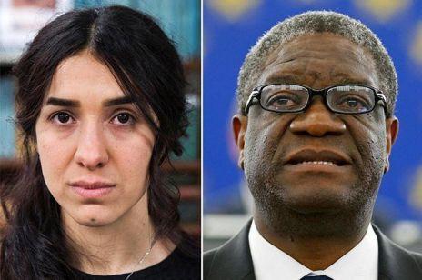 Jazydka, która uciekła z niewoli ISIS dostała Pokojową Nagrodę Nobla za walkę z przemocą seksualną