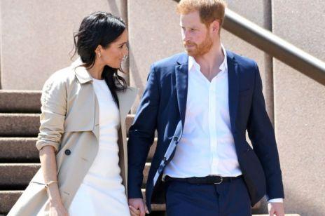 Dziecko Meghan i Harry'ego nie otrzyma tytułu książęcego?