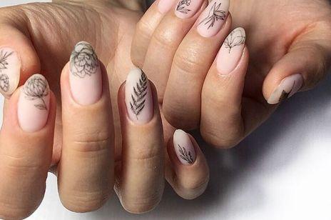 Jest trwalszy od hybrydy! Tatuaż paznokci to nowy, gorący trend w manicure