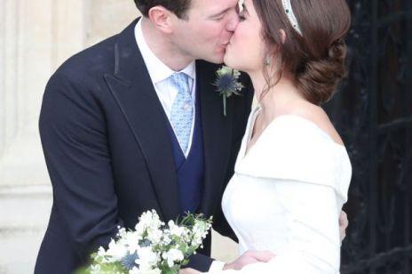 Ślub księżniczki Eugenii: mamy zdjęcia z uroczystości!