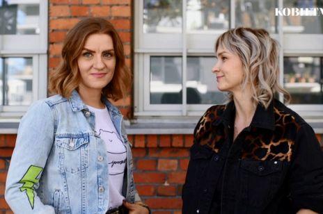 Women's Voices: Patrycja i Carolina, autorki projektu Less is more. Naturalnie piękne kobiety