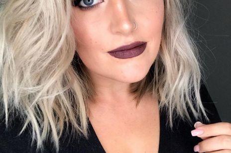 Dark lips: nowy trend w makijażu ust na jesień