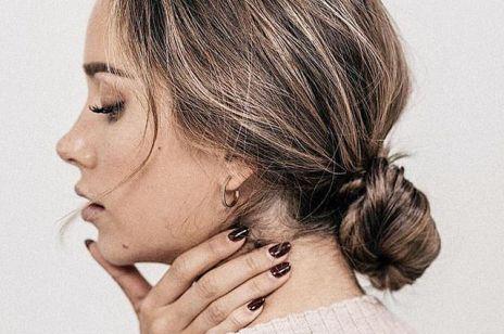 5 banalnie prostych upięć dla krótkich i długich włosów