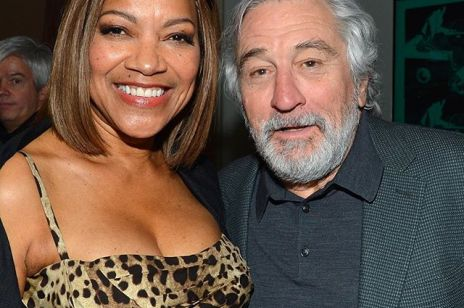Robert De Niro i Grace Hightower