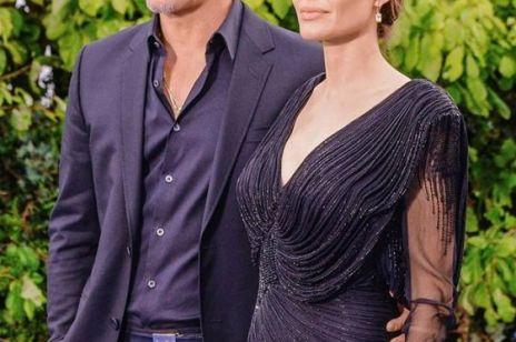 Angelina Jolie i Brad Pitt: jest przełom w ich związku!