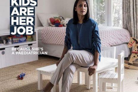 """""""Jej miejsce jest w kuchni"""", """"Dzieci to jej robota"""" - przewrotna kampania, którą docenią wszystkie kobiety"""