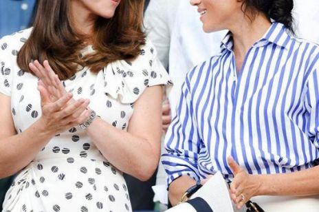 Księżna Kate pierwszy raz o ciąży Meghan Markle: co powiedziała?