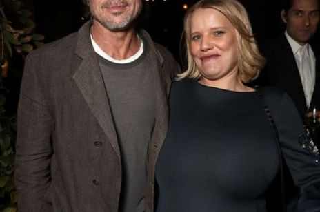 Joanna Kulig w ogniu krytyki: chodzi o zdjęcie z Bradem Pittem