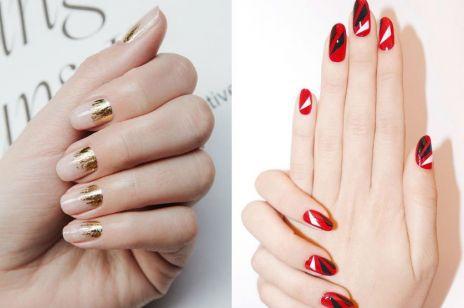 Sylwestrowe paznokcie: najlepsze pomysły na manicure