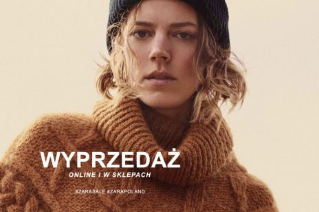 Wyprzedaże zimowe 2018 Zara: co warto teraz kupić w Zarze?