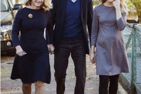 Kasia Tusk z okazji 40. rocznicy ślubu rodziców zamieściła wzruszający wpis