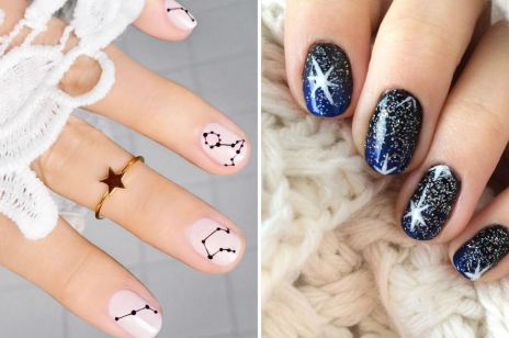 Astrologiczne paznokcie