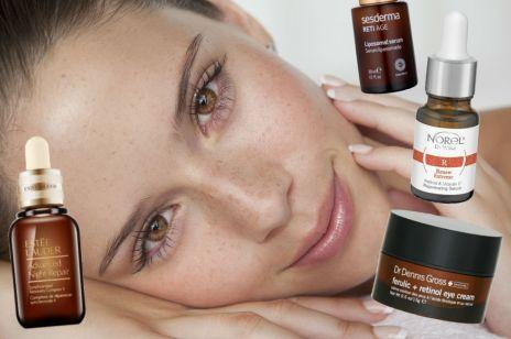 Retinol - najlepsze kosmetyki o działaniu anti-aging