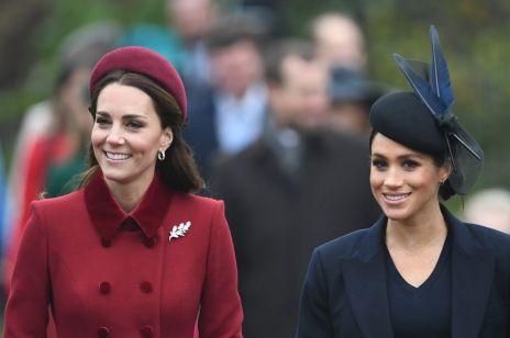 Dlaczego dziecko Meghan Markle będzie nosiło inne nazwisko, niż dzieci Kate Middleton?